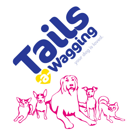 Tails a waggin